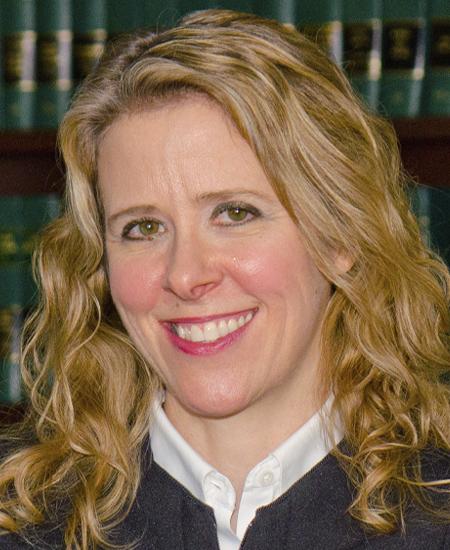 Justice Rebecca Grassl Bradley